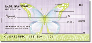 Beautiful Butterflies Checks