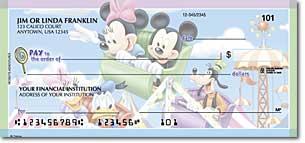 Mickeys Adventures Checks