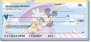 Mickeys Adventures Art Checks