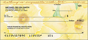 Beautiful Blessings Personalized Checks