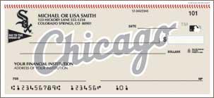 Chicago White Sox Checks Lg