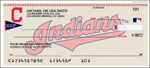 Cleveland Indians Checks Lg