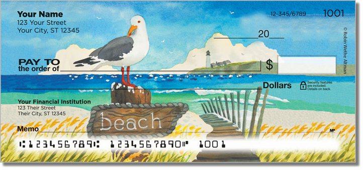 Altman Seagull Personal Checks