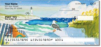 Altman Seagull Personalized Checks