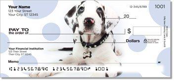 Great Dane Pup Personalized Checks