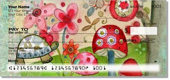 Zipkin Tree of Life Personalized Checks