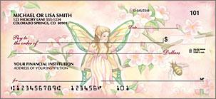 Garden Fairies Checks Lg 1
