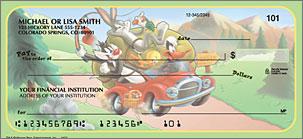 Looney Tunes Checks Lg 1