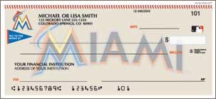 Miami Marlins Checks Lg