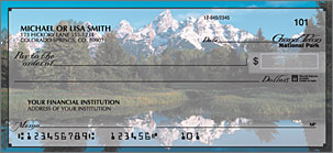 National Parks Personalized Checks