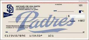 San Diego Padres Checks Lg