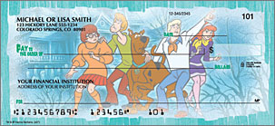 Scooby Doo Mystery Checks Lg 1