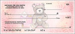 Teddy Bears Checks Lg 1