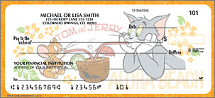 Tom Jerry New Checks Lg 1
