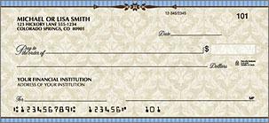 Vintage Checks Lg 1