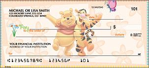 Winnie the Pooh Personal Checks