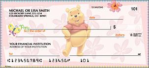 Winnie the Pooh Personalized Checks