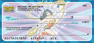 Wonder Woman Checks