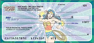 Wonder Woman Art Checks