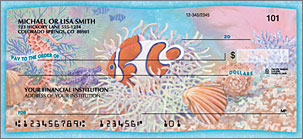 Wonders of the Sea Personal Checks