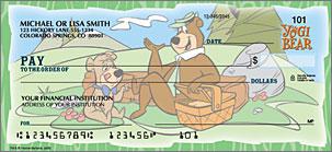 Yogi Bear Checks Lg 1